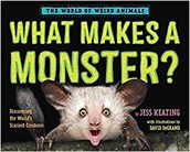 What Makes a Monster by Jess Keating