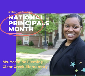 Yasmine Fleming: Clear Creek Elementary