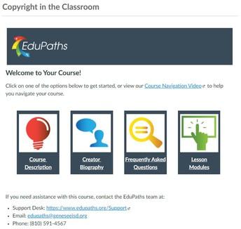 EduPaths courses get a New Look