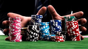 Casino Night this Saturday!!