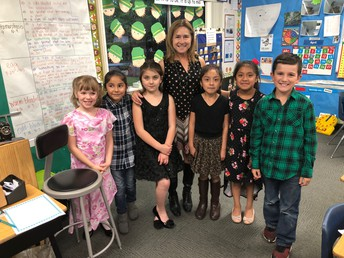 Mrs. Fauske and Friends!