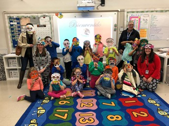 Mexican Culture at South Elementary