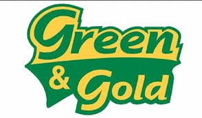Green and Gold Day - Wednesday 9/30