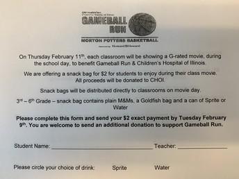 3-6 Snackbag Order Form $2/bag