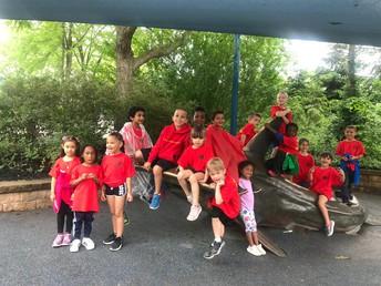 Columbus Zoo Trip
