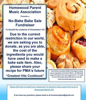 Homewood Parent Music Association Bake Sale