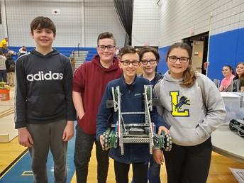North Park Robotics Winners