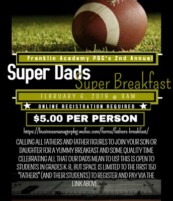 Super Dads Super Breakfast 2/6