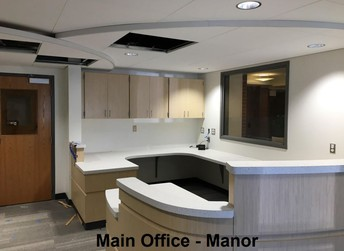 Manor Main Office Occupied