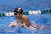 STRONGSVILLE HIGH SCHOOL SWIMMING & DIVING TEAM - SECTIONAL MEET RESULTS