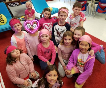 Pink Shirt Day smiles!
