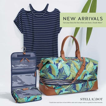 Tops & Travel Accessories!