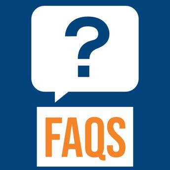 Staff FAQs