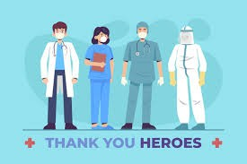 Thank you to all the Health Care Professionals!