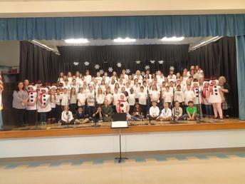 """5th Grade Musical """"Happy the High-tech Snowman"""""""