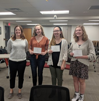 Three students are National Merit commended students