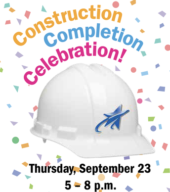 Construction Completion Open House