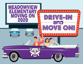 Drive In and Move On - 4th Grade Celebration - Save The Date!