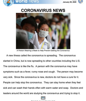 Learning about Coronavirus