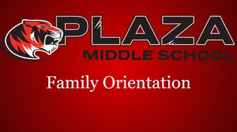 NEW & EXISTING FAMILY ORIENTATION
