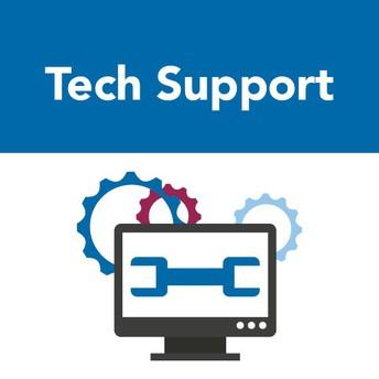 LOSD tech support button