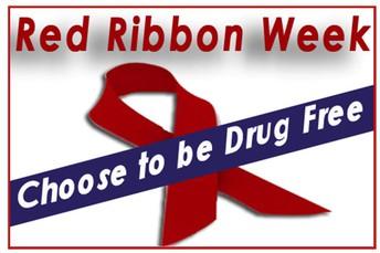 Red Ribbon Week at Whitney Elementary School!
