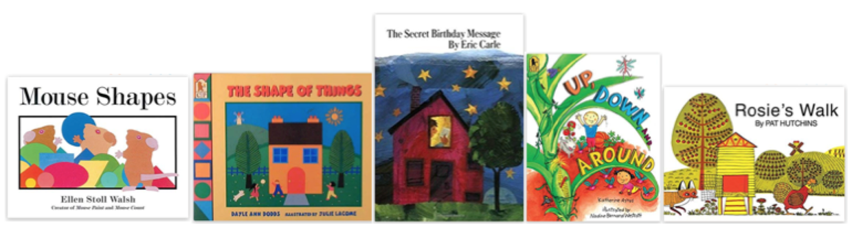 Using Picture Books: Spatial Relations