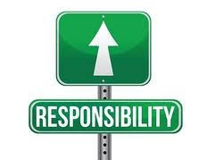 December's Character Trait of the Month - Responsibility