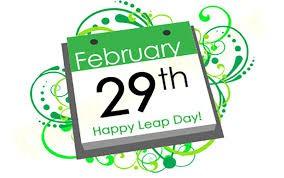 Important Dates - February 24 - 28