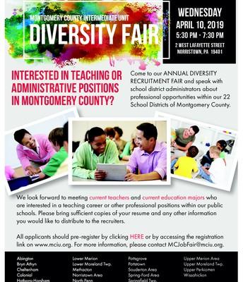 MCIU Diversity Day Fair