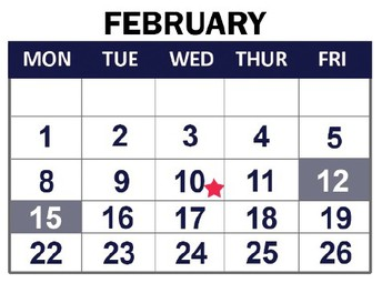 Check our Family calendar for key dates in the school year