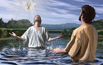 Jesus' Baptism and Temptation