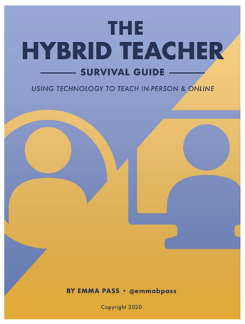 Check out this resource: The Hybrid Teacher Survival Guide