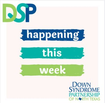 Down Syndrome Partnership's January Events