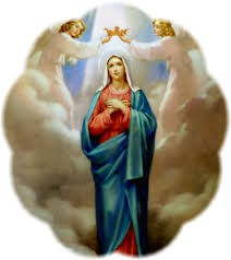 Honoring our Mother, Blessed Mary!