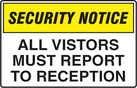 Visitor Cafe Guidelines