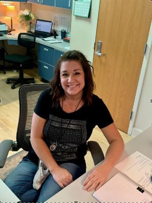 Cindy Culbertson - Office Assistant