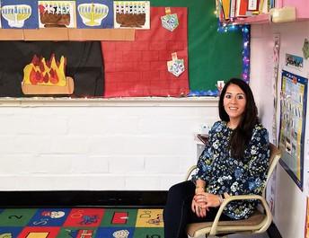 FEATURED TEACHER- Crystal Martell- Shawsheen Preschool