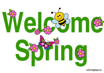1st Day of Spring is this Friday!!!