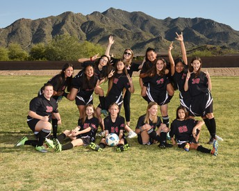 18-19 7th Grade Girls Soccer