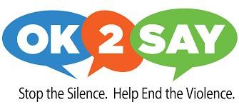 OK2Say Reporting Tip Website