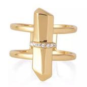 Rebel Ring - Gold (M/L)