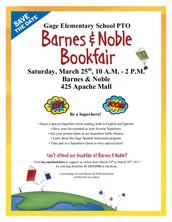 Barnes & Noble Bookfair