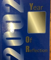 2001-'02 Yearbook Cover