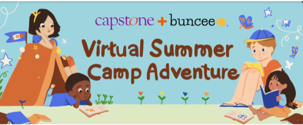 CAPSTONE VIRTUAL SUMMER READING CAMP