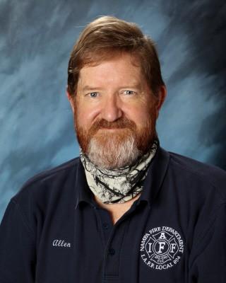 Staff - Mr. Allen