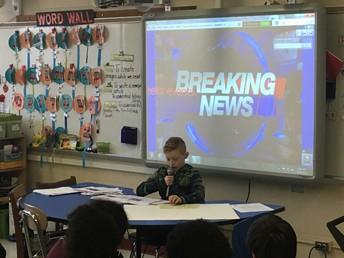Presenting newspaper articles