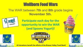 Warhawk Food Wars