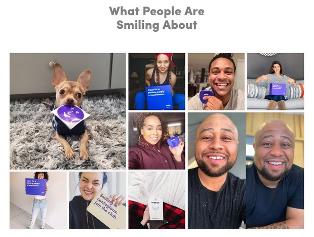 What people are smiling about - Smile Direct Club