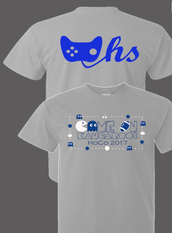 Monday - Deadline to order HoCo T-shirts!